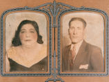Portraits of a couple