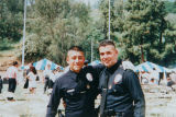 Los Angeles Police Academy graduation