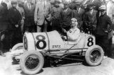 Champion midget car racer