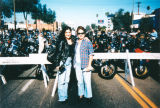 Mother and daughter at Love Ride