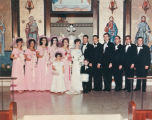 Wedding party at Saint Nicholas