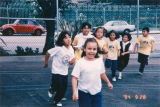Students at play, New Horizon School