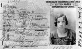 Immigrant identification card
