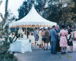 Wedding reception, Palos Verdes Estates