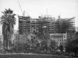 Biltmore Hotel construction