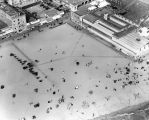 Aerial view of Venice Beach, 1924