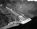 Pumping station along Colorado Aqueduct