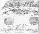 Drawings of plans for Hoover Dam