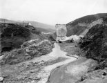 Failed St. Francis Dam