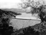 View of Escondido Reservoir