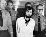 Manson escorted to court