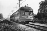 Pacific Electric car to Pasadena