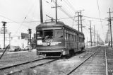 North Hollywood Pacific Electric car