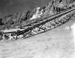 Goldwyn camera dolly track