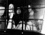 Manson girls in car