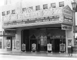 Marquee, Fox Wilshire Theater