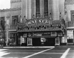 Marquee, Warner Bros. Theater
