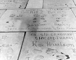 Ritz Brothers, Grauman's Chinese Theater