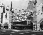 Cinemascope, Grauman's Chinese Theater