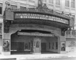 Marquee, Warner Bros. Theatre