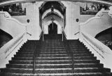 Carpeted stairway, Boulevard Theatre
