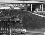 Construction of unidentified interchange