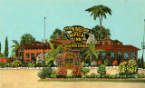 King's Tropical Inn postcard