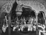 Interior, Cocoanut Grove nightclub