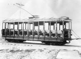 Pacific Electric trolley car