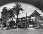 Hollywood Hotel in 1951