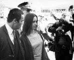 Susan Atkins & Richard Caballero at County Jail