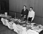 Pan Pacific buffet table