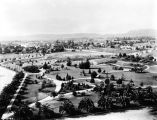 Early view of Lafayette Park