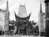 Frontal view, Grauman's Chinese Theater