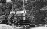 Laurel Canyon trackless trolley