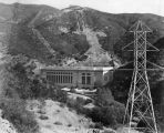 Power Plant #1 in San Francisquito Canyon