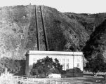 Power Plant #2 in San Francisquito Canyon