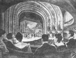 Artist's conception, Mason Opera House