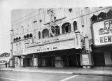 Marquee of the Lincoln Theatre