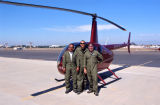 Robinson Helicopter Company test pilots