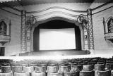 Auditorium interior, Boulevard Theater
