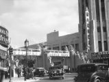 Exterior of the Warner Bros. Western Theater