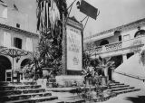 Postcard view of Pasadena Playhouse
