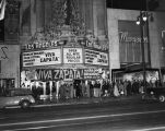 Nighttime at the Los Angeles Theatre