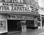Marquee & entrance of Uptown Theatre
