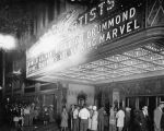 United Artists Theater patrons