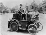 First Automobile in Los Angeles