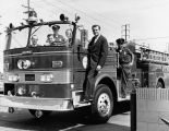 Maywood fire engine