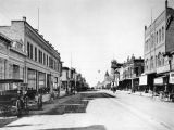 Fourth Street in 1889