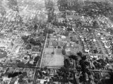 Temple City aerial view